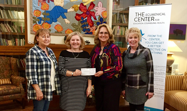 The Ecumenical Center receives grant