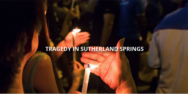 Tragedy in Sutherland Springs