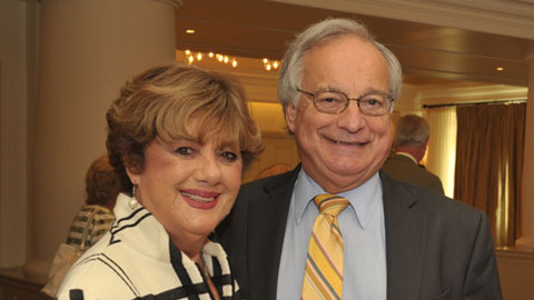 Board Member Spotlight: Dr  and Mrs  Dale Wood and Dr  and