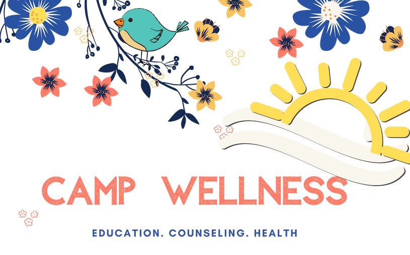 Camp Wellnes Poster